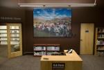 Xthings Photomosaic  mural at the Liberty Lake Library